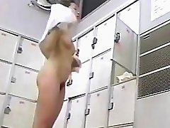 Japan Changing Room Voyeur Video